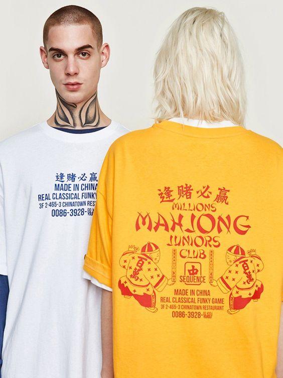 street food t-shirt